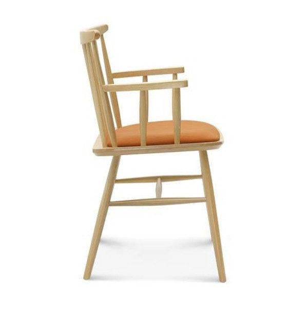 Stolička s podrúčkami SRB-1102/1