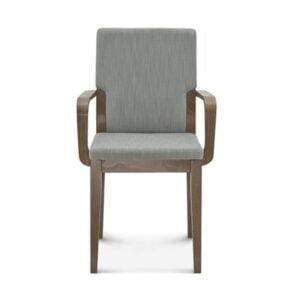 Stolička s podrúčkami SRB-0139