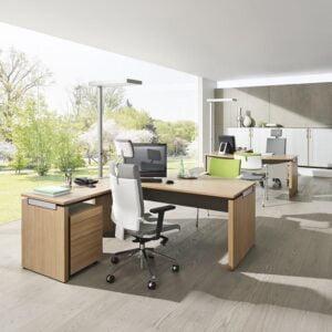 SQart managerial-interiér