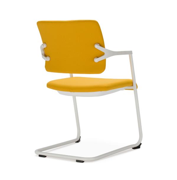 žltá stolička NS-2ME