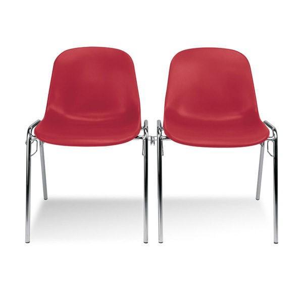 stolička NS-BETA-červená