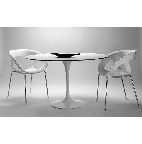 Stôl GA-Saturno so stoličkami Moema