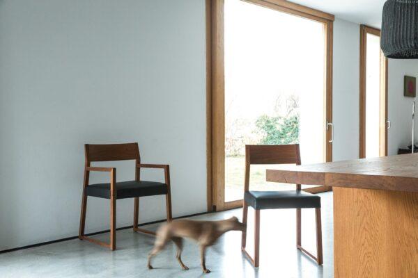 Stolička CI-Linea 1001 SE - dizajn