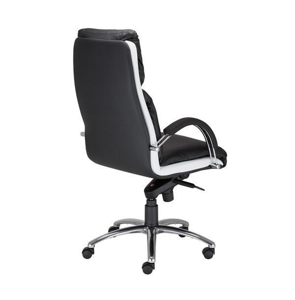 čierne kancelárske kreslo NS-Nadir