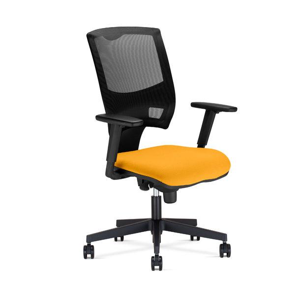 kancelárska stolička NS-Officer-Net