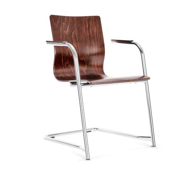 stolička z preglejky NS-Espacio