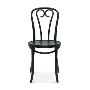 Jedálenská stolička SRA-16 z ohýbaného dreva