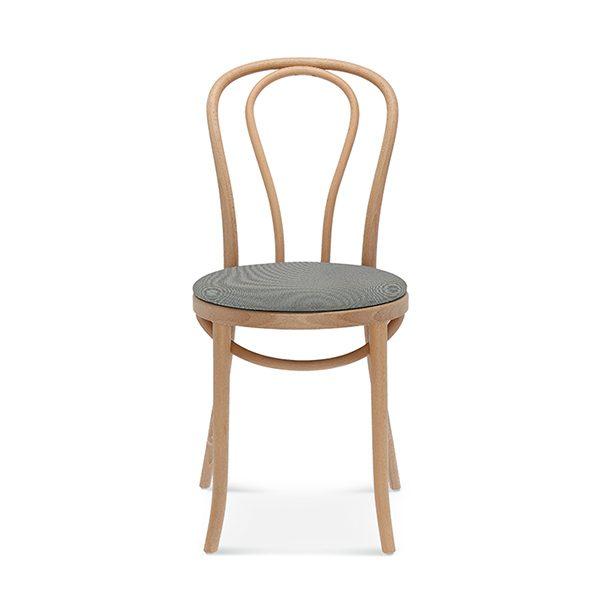 Jedálenská stolička SRA-18 z ohýbaného dreva