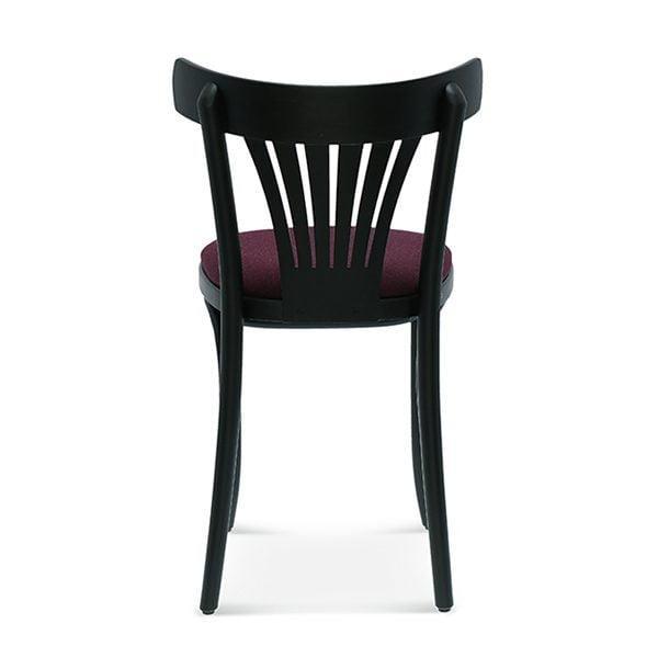 Drevená čalúnená stolička SRA-788 FAN
