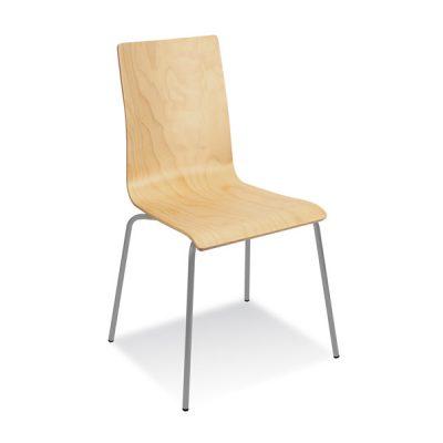 stolička z preglejky NS-Cafe VII