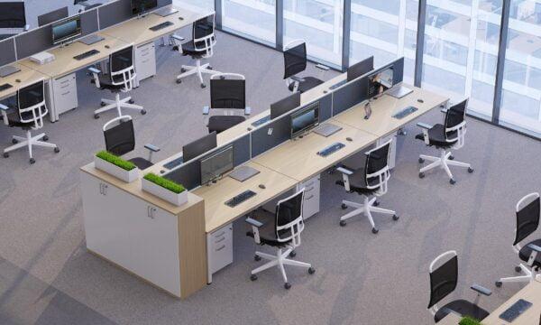 kancelárska stolička NS-@-sense