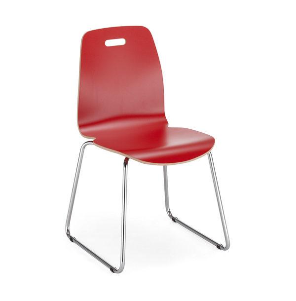 stolička z preglejky NS-Cafe II