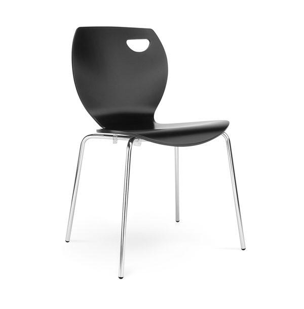 stolička z preglejky NS-Cafe IV