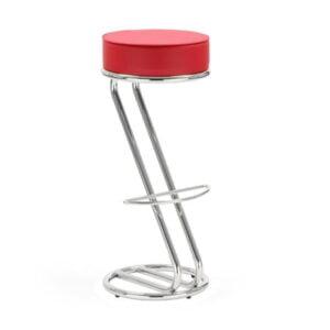 červená stolička NS-Zeta