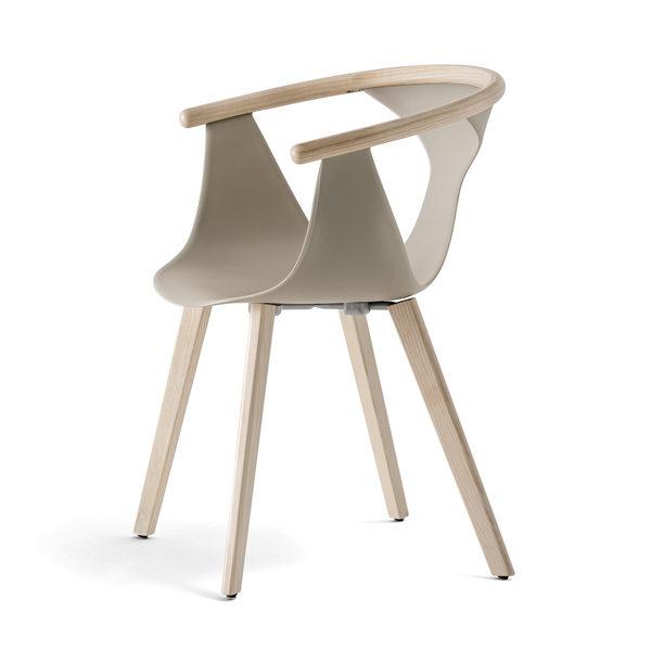 dizajnová stolička PE-Fox 3725