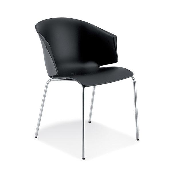 polypropylénová stolička PE-Grace 410