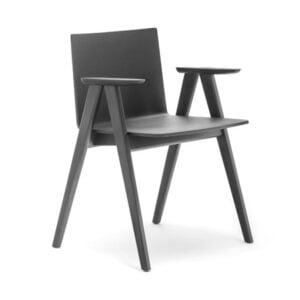 stolička s podrúčkami PE-Osaka 2815