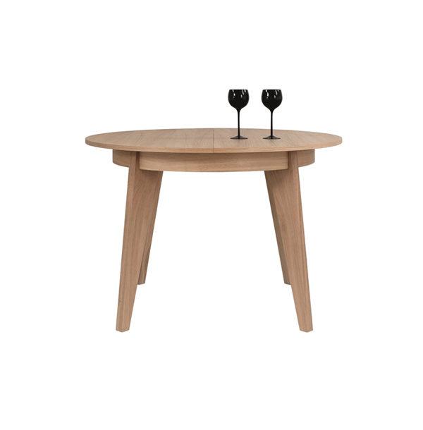 Rozkladací oválny stôl SRST-1703