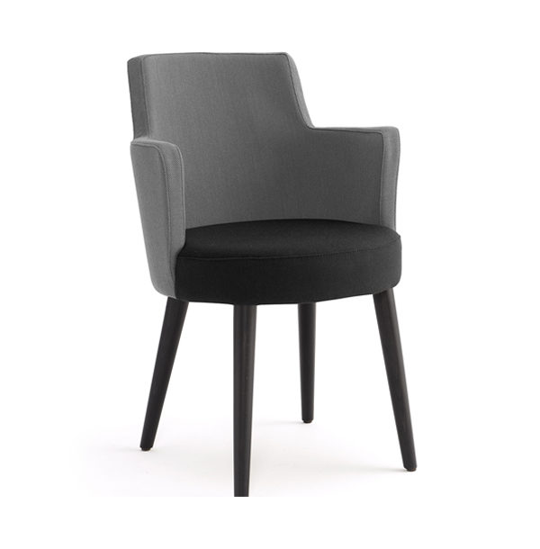 Stolička s podrúčkami TL-Elen P