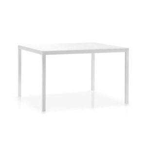 biely stôl PE-Kuadro TK2