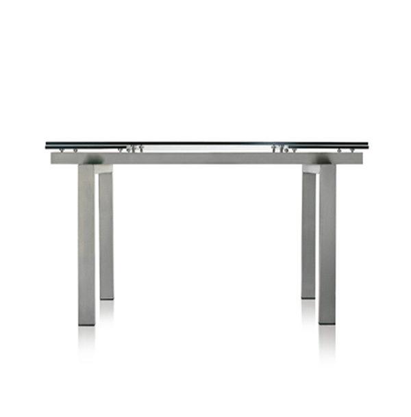 sklenený stôl PE-Magic