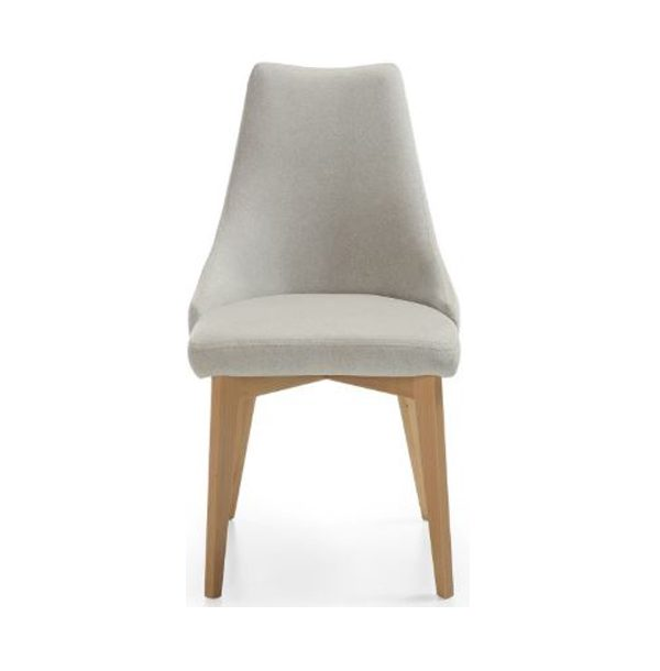 sivá stolička gl-chair XII
