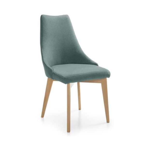 zelená stolička gl-chair XII