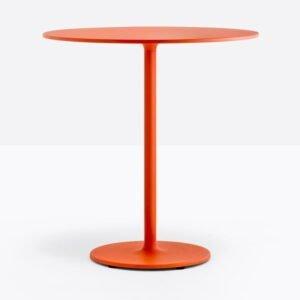 Oranžová stolová noha PE-Stylus 5402