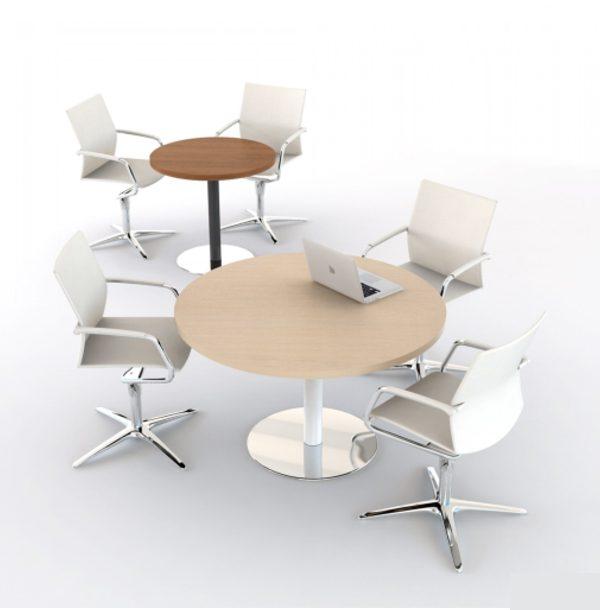 Okrúhly rokovací stôl MD-Quando