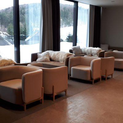 realizácia hotela Impozant vo Valči