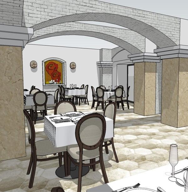 návrh reštaurácie-drevex
