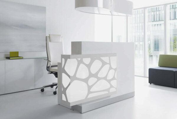Recepcia MD-Organic-biele svetlo