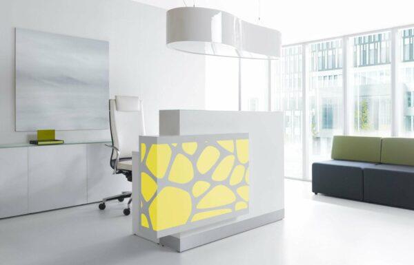 Recepcia MD-Organic-žlté svetlo