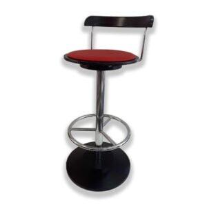 Barová stolička na kovovej podnoži NSBST-Bistro Hocker