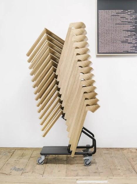 Dizajnová stolička STA-Merano