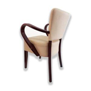 Stolička s podrúčkami SJB-0911