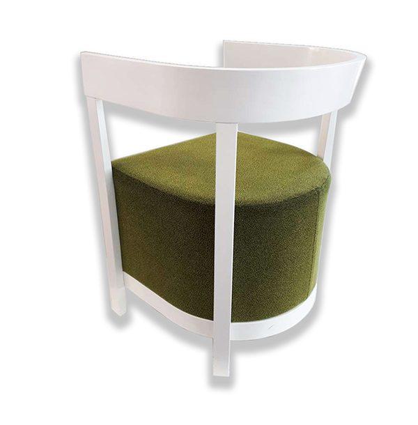 Stolička s podrúčkami SRB-1034