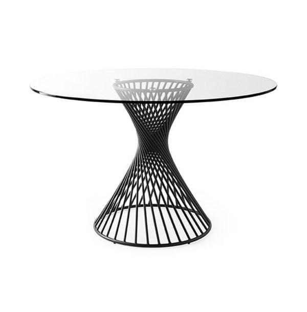Okrúhly jedálensky stôl CAL-Vortex 1408RD