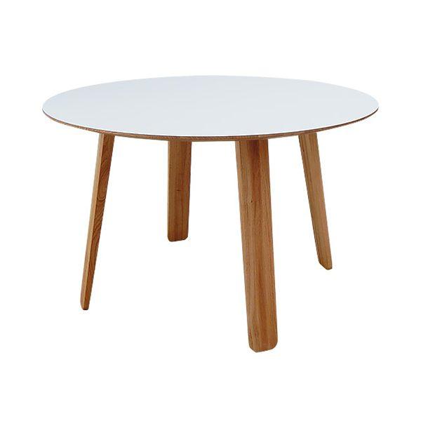 Okrúhly stôl STK-Cado z masívu