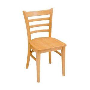 Drevená stolička SPA-3132 bez čalúneného sedadla