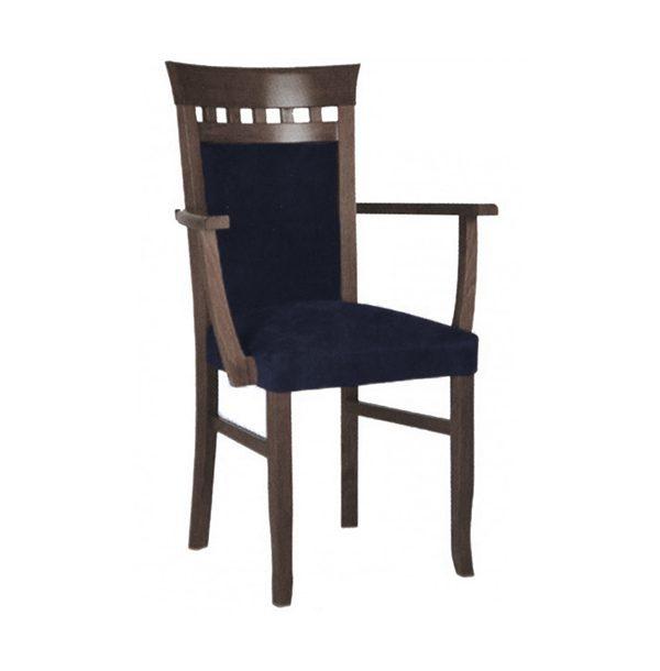 Stolička SPB-3629 s podrúčkami