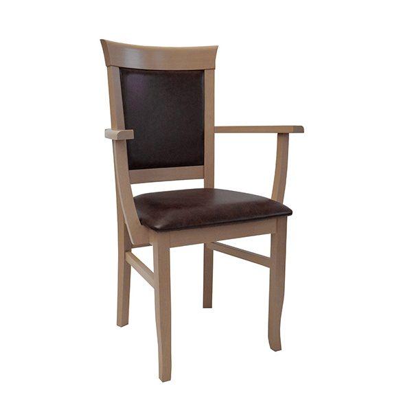 Stolička SPB-3625 s podrúčkami