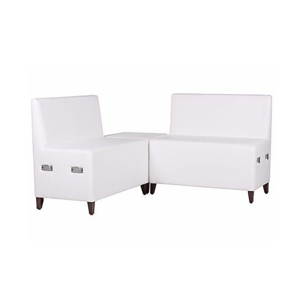 Reštauračný modulárny systém boxov a lavíc BKM-Mika