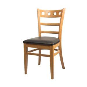 Drevená buková stolička ELA-1315S