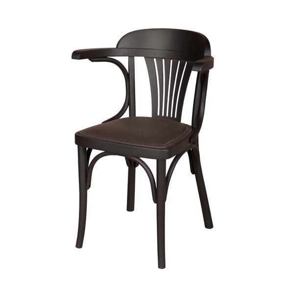 Drevená buková stolička ELB-1337A