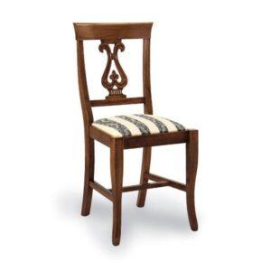Klasická drevená jedálenská stolička CI-620