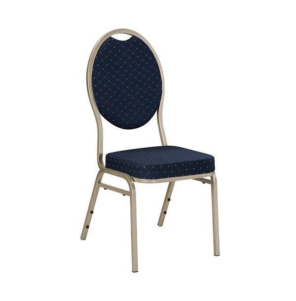 Banketová stolička ML-210 s oceľovou konštrukciou