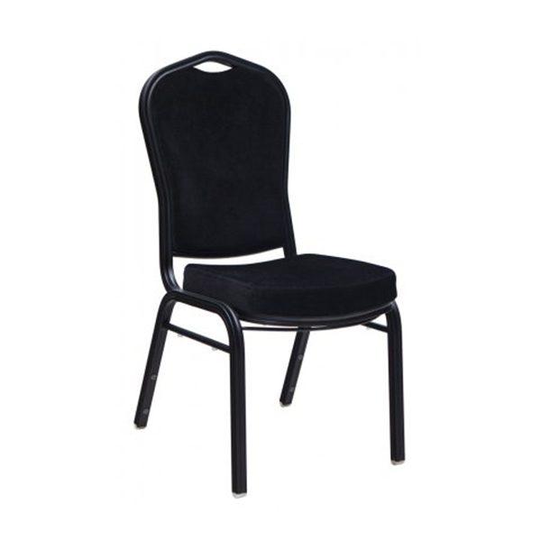 Banketová stolička ML-304 s hliníkovou konštrukciou