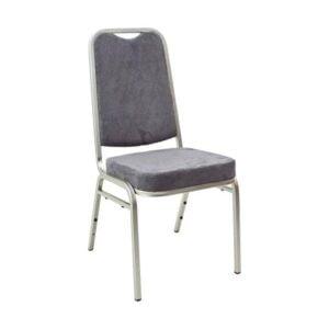 Banketová stolička ML-68105 s oceľovou konštrukciou