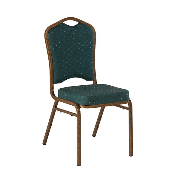 Banketová stolička ML-68123 s oceľovou konštrukciou